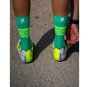 Sporcks Sporcks Sprinteur Green Cycling Socks