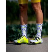 Sporcks Sporcks Ciola White Cycling Socks