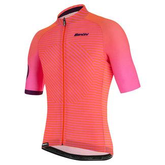 Santini Santini Karma Mille Cycling Jersey Short Sleeves