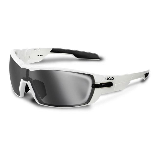 Kask Koo Open Fietsbril Wit