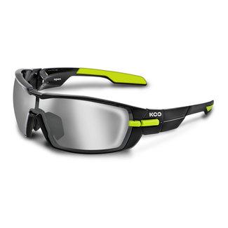 Kask Koo Kask Koo Open Cycling Glasses Black / Lime Green