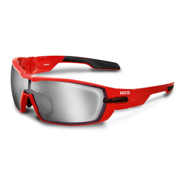 Kask Koo Open Fietsbril Rood