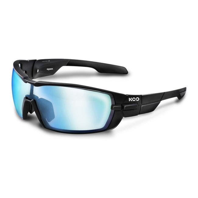 Kask Koo Open Fietsbril Mat Zwart