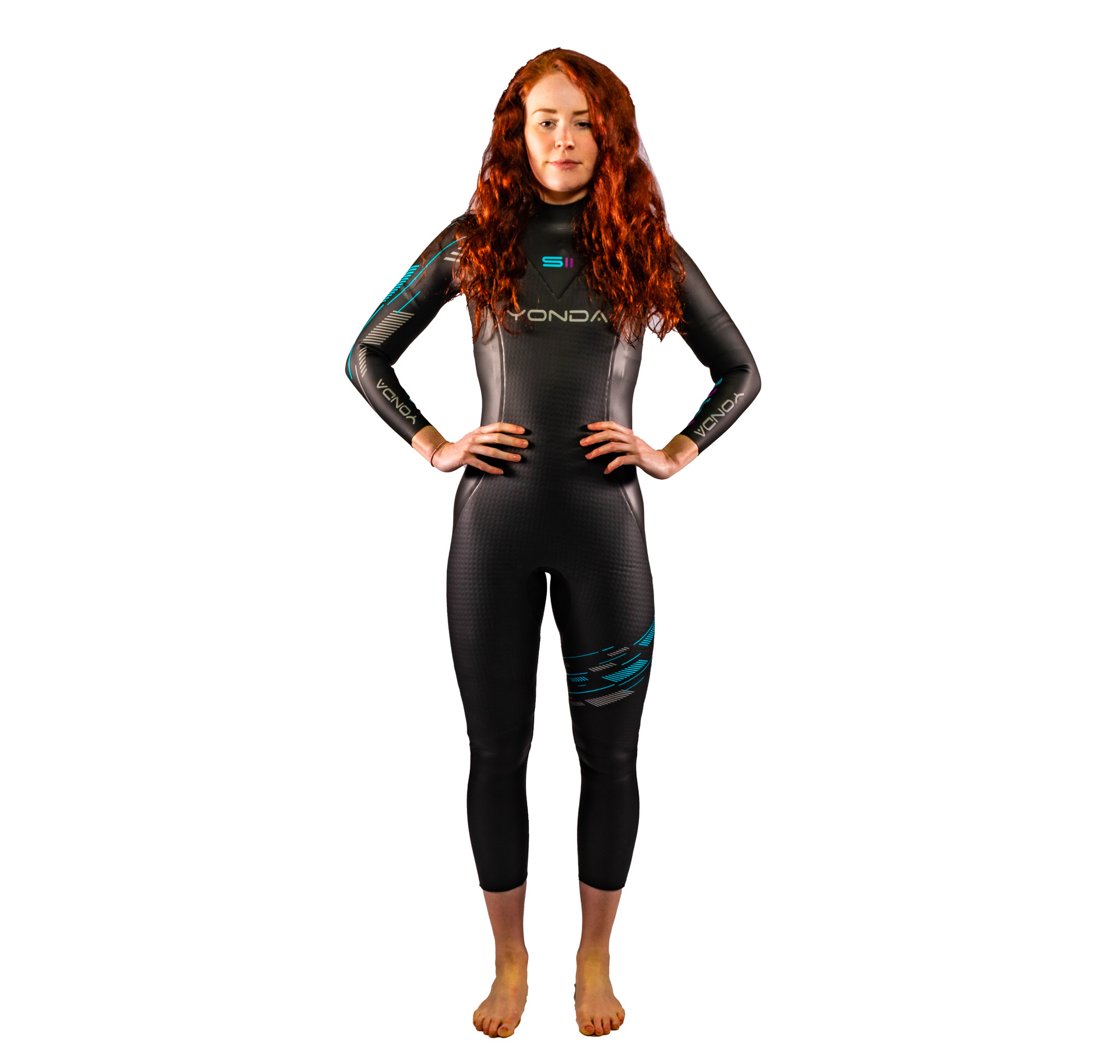 Wet Suit Ladies pro Race Shorty 2,5 mm Neoprene