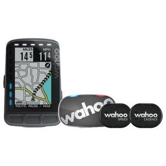 Wahoo Fitness Computer da bici Wahoo Element ROAM GPS Bundle