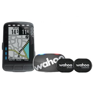 Wahoo Fitness Wahoo Elemnt ROAM GPS Bike Computer Bundel