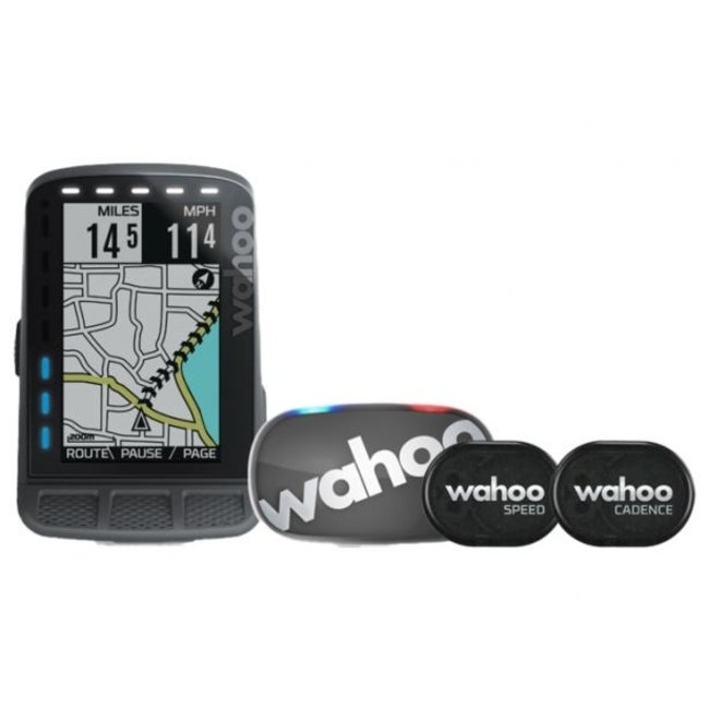 Wahoo Elemnt ROAM GPS Fietscomputer Bundel