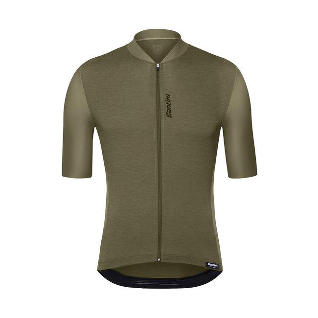 Santini Classe Fahrrad-Hemd Kurze Ärmel