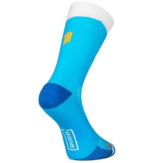Sporcks Sporcks Fly 2.0  Turquoise Running socks