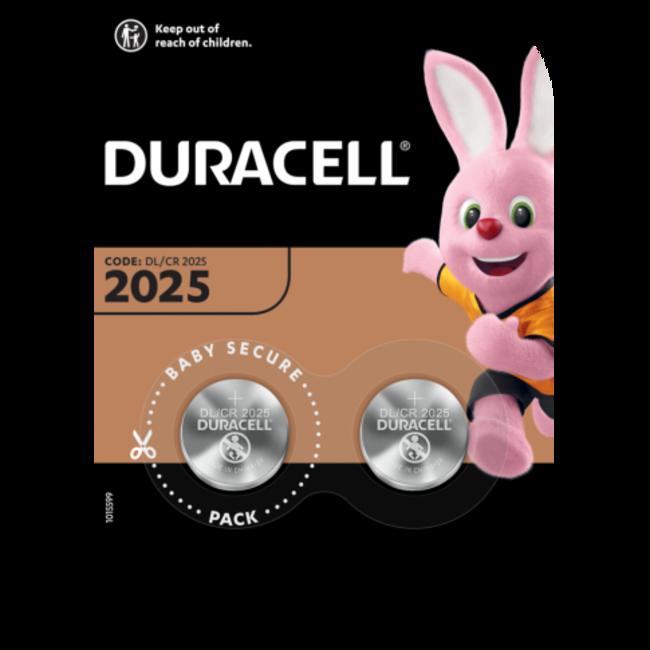 Duracell 2025 Knoopbatterij (3V)