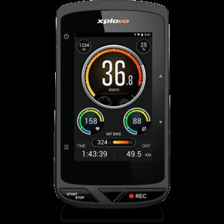 Xplova Xplova X5 Evo GPS Fahrradcomputer mit Action-Kamera
