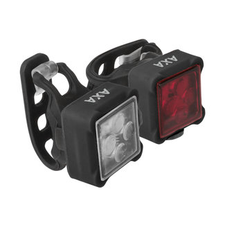 AXA AXA Niteline 44 Bicycle lighting set