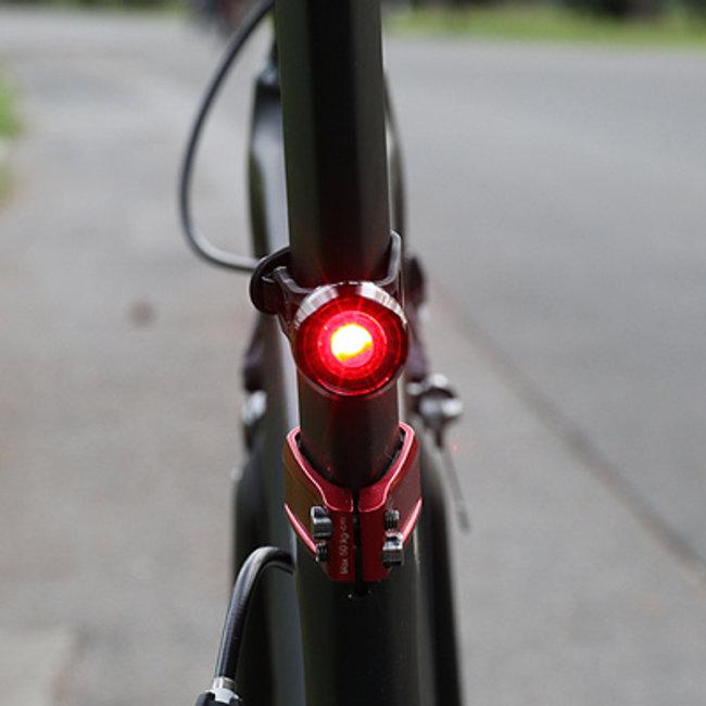 Cateye Orb SL-LD160RC-R USB Fahrrad-Rücklicht