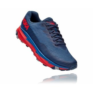 Hoka One One Hoka One One Torrent 2 Men MOONLIT OCEAN / HIGH RISK RED