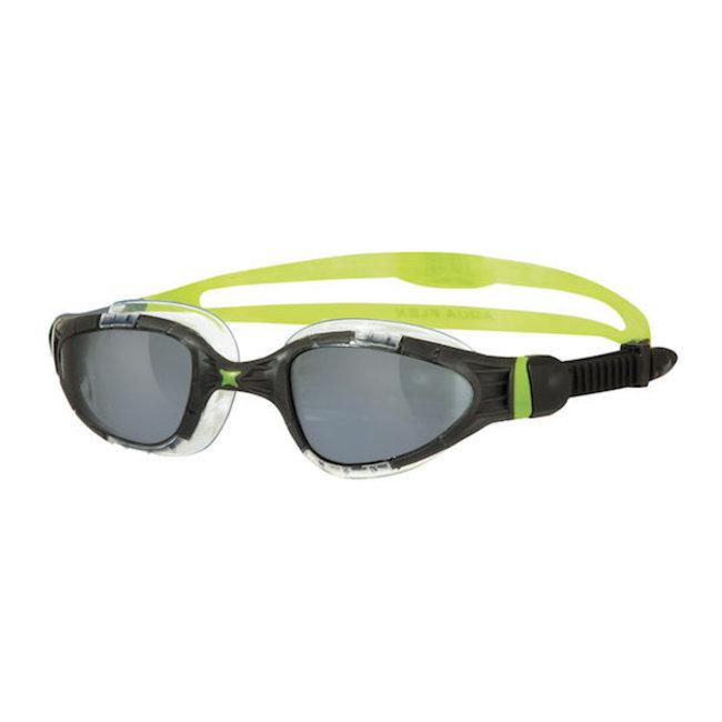Zoggs Aqua Flex Titanium Zwembril