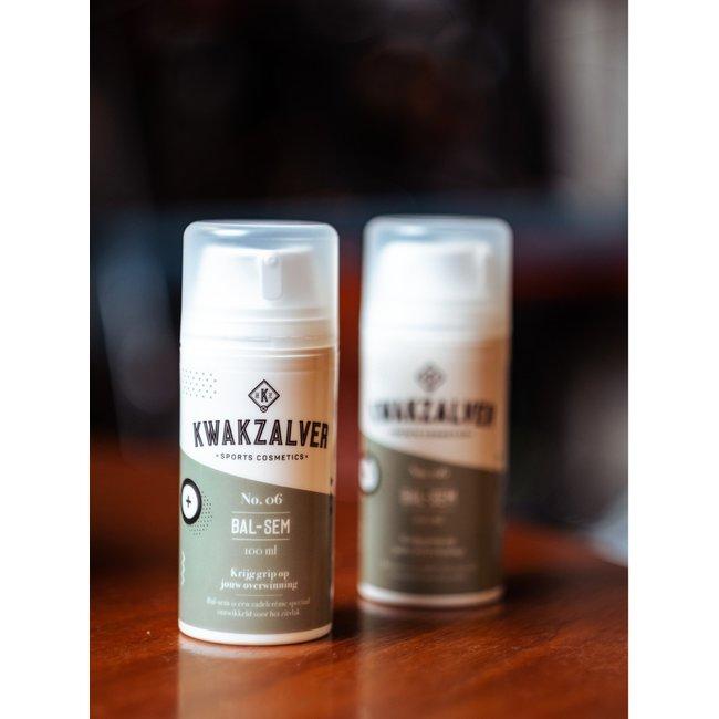 Kwakzalver Bal-sem No.6 gegen empfindliche oder gereizte Haut