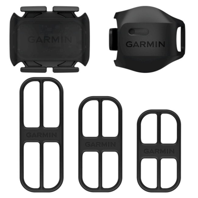 Garmin Geschwindigkeitssensor 2 & Kadenz-Sensor 2 Bündel (ANT+ & Bluetooth)