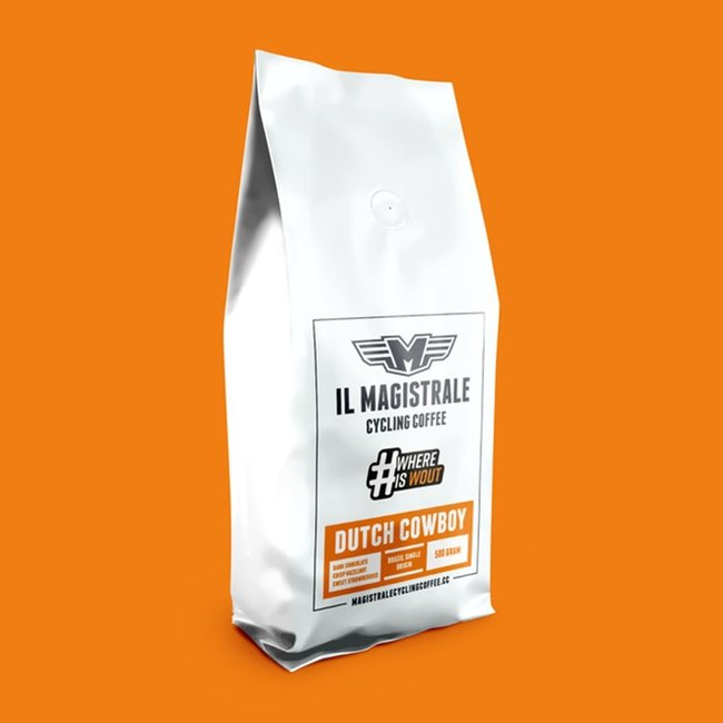 Il Magistrale Dutch Cowboy Coffee (Wout Poels)