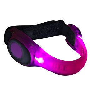 Bee Sports Bee Sports Bracciale Running con Luce a Led