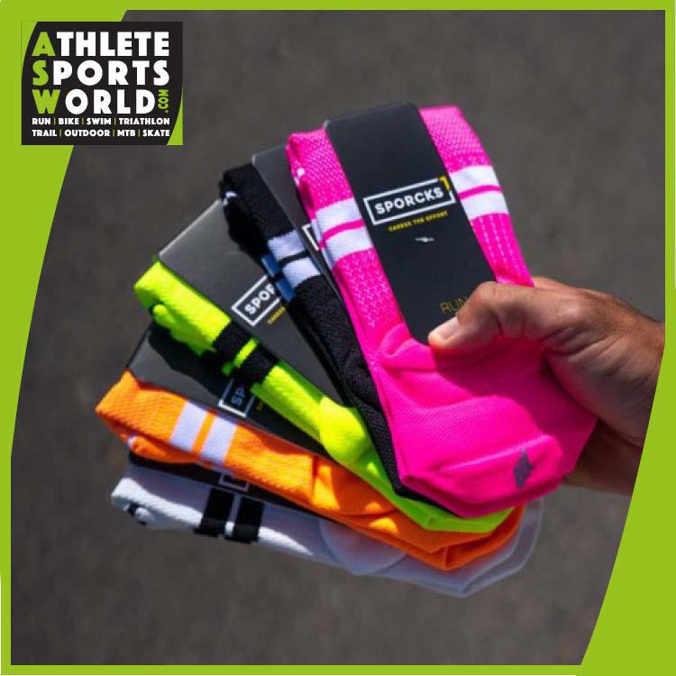Kleur je wereld met de leukste fiets-, triathlon- en hardloopsokken