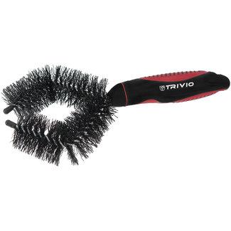 Trivio Trivio Cleaning Brush Round for Road and Mountain Bikes