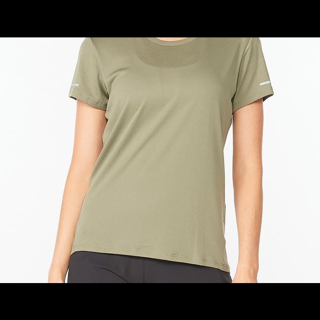 2XU Aero Hardloop T-shirt Dames