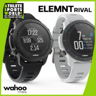 Wahoo Fitness Wahoo Elemnt Rival Triathlon-Uhr