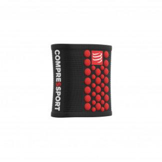 Compressport Compressport 3D Zweetband Zwart