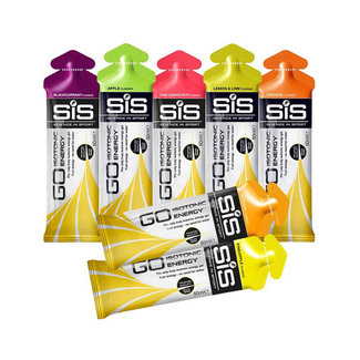 SIS (Science in Sport) SIS Go Isotonisches Energie-Gel (60 ml)