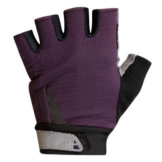 Pearl Izumi Pearl Izumi  Elite Guante de ciclismo para señoras de dedos cortos, color púrpura