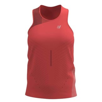 Compressport Compressport Performance Dames Singlet Coral