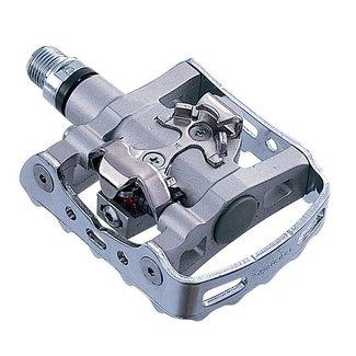 Shimano Shimano SPD PD-324 Pedali Combi con Tacchetti
