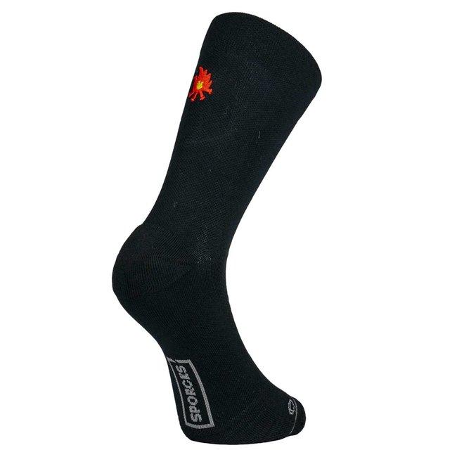Sporcks Fire Carbon Trailruns Socken