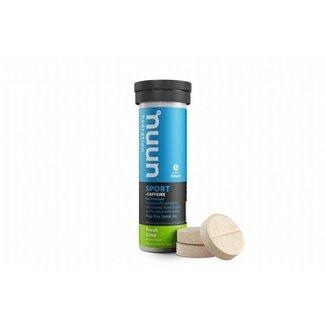 Nuun Nuun Sport & Caffeine Hydratatietabletten (10 tabletten) Kort Houdbaar