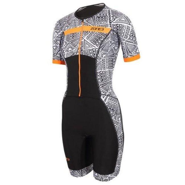 Zone3 Activate+ Kona Speed Trisuit Women Short Sleeves