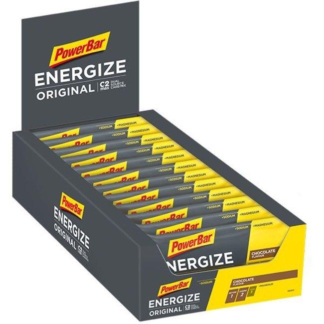 Powerbar C2Max Energiereep doos  (25x55gr)