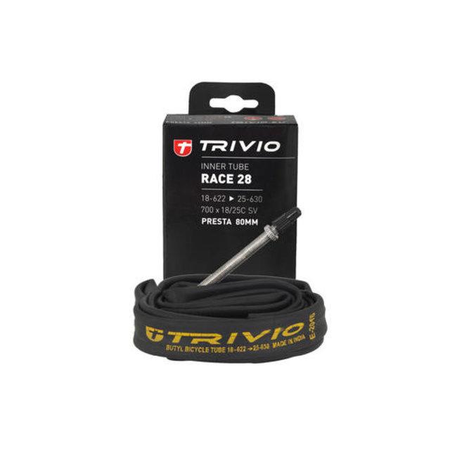 Trivio Inner Tube 700X18/25C SV  - PRESTA
