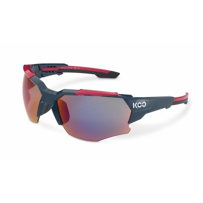 Kask Koo Orion Fietsbril Zwart/Rood