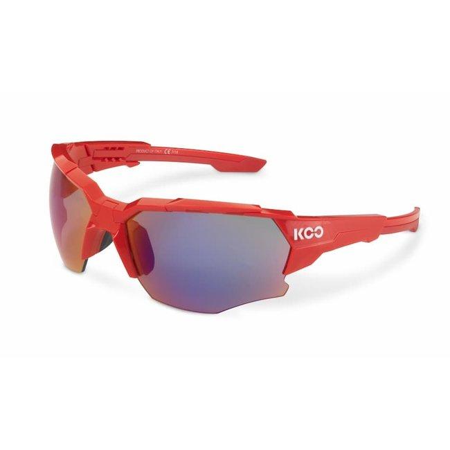 Kask Koo Orion Radsportbrille Rot