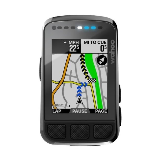 Wahoo ELEMNT BOLT v2 GPS Fietscomputer/ Fietsnavigatie