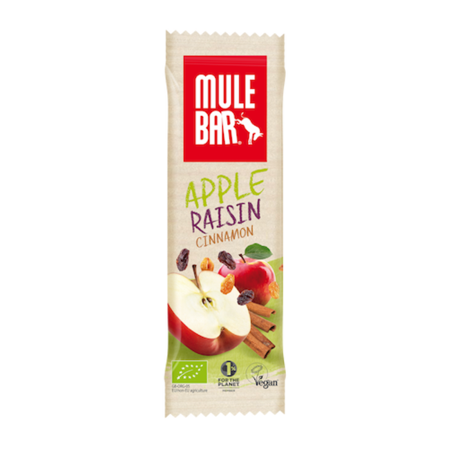 Mulebar Organic Energy Bar (40 gram)