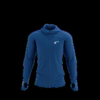 Compressport Compressport 3D Thermo Seamless Hoodie Zip  Mont Blanc 2021 Unisex
