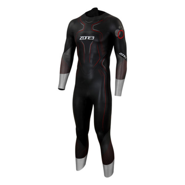 Zone3 Aspire Wetsuit Men Silver Edition