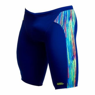Funky Truncks Funky Trunks Training Jammers Uomo Dripping Paint
