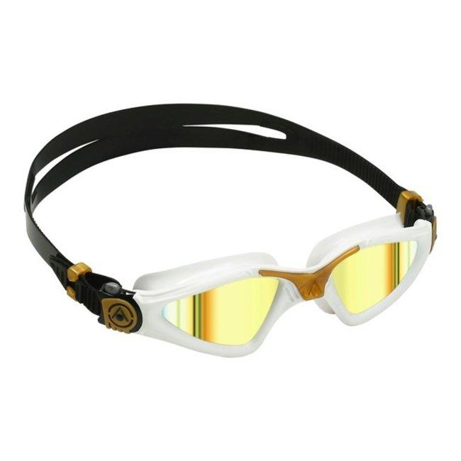 Aqua Sphere Kayenne Titanium Mirrored Swimming Goggles