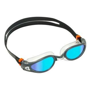 Aqua Sphere Aqua Sphere Kaiman EXO Titanium Mirrored Swim Goggles