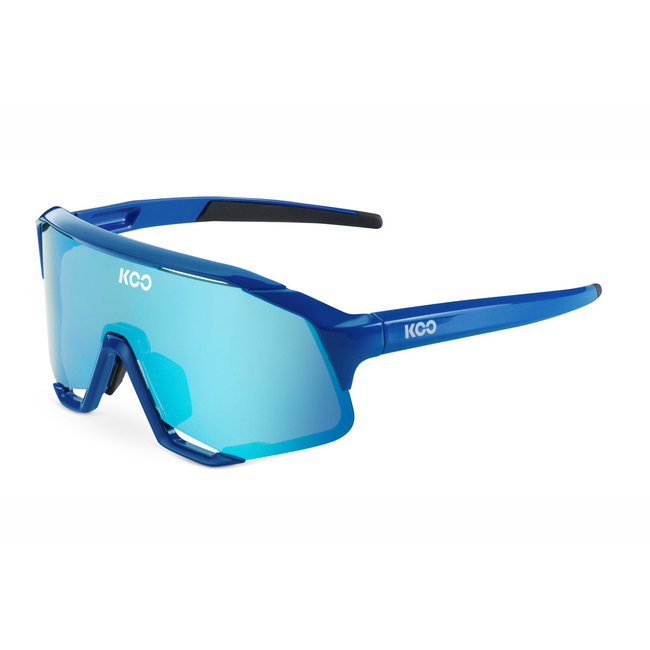 Kask Koo Demos Fietsbril  Blue Lenses Filter category - 3 VLT - 11%