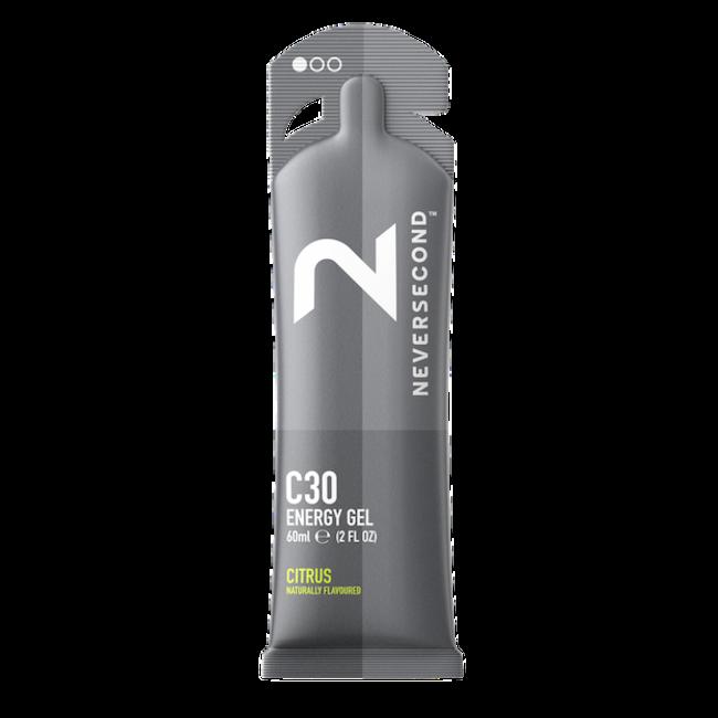 Never Second C30 Energy Gel (60ml)