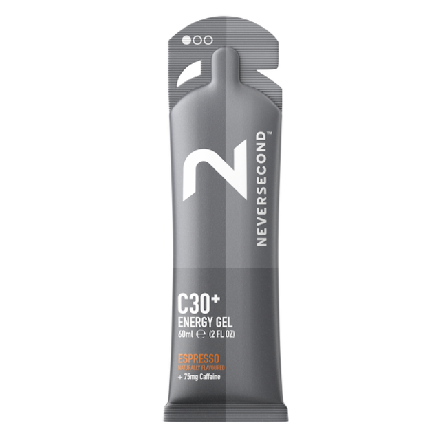 Never Second C30 Energy Gel Caffeine (60ml)