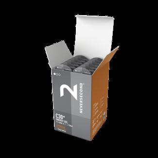 Never Second Never Second C30 Energy Gel Caffeine 12-Unit Pack (12x60ml)